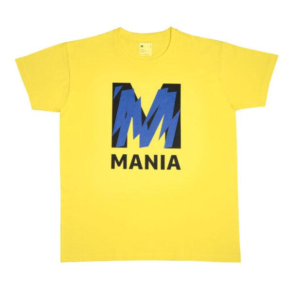 T-shirt M MANIA NB