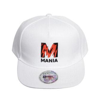 Cappellino M_MANIA NR